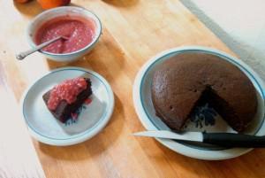 Mmm... cake