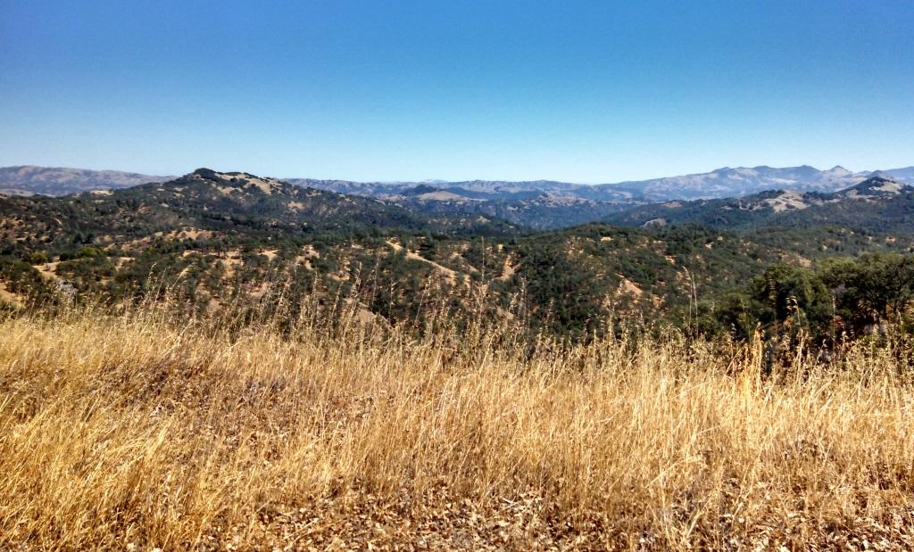 We also got some pretty stunning and sunning vistas