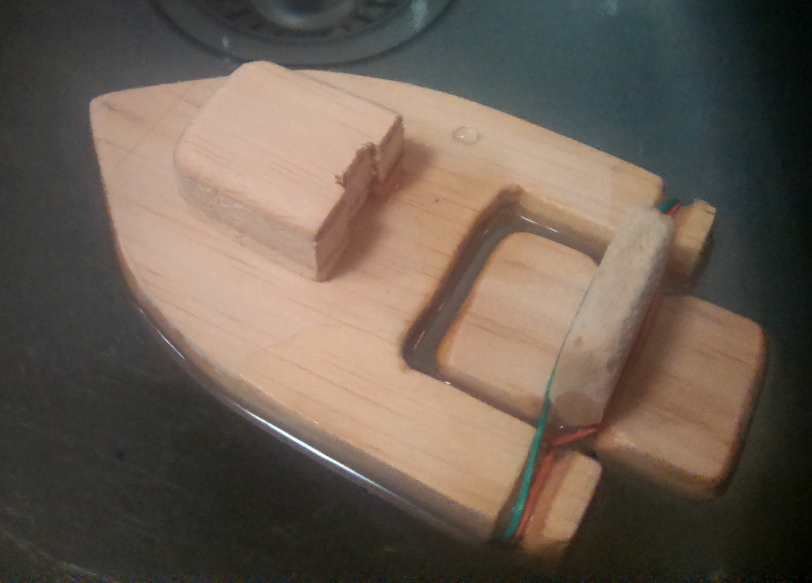 Making Wood Toys Floats My Boat