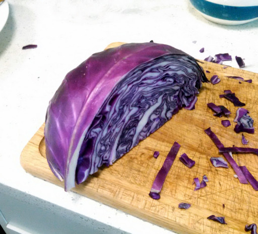 Cabbage - straight out of Sto Helit