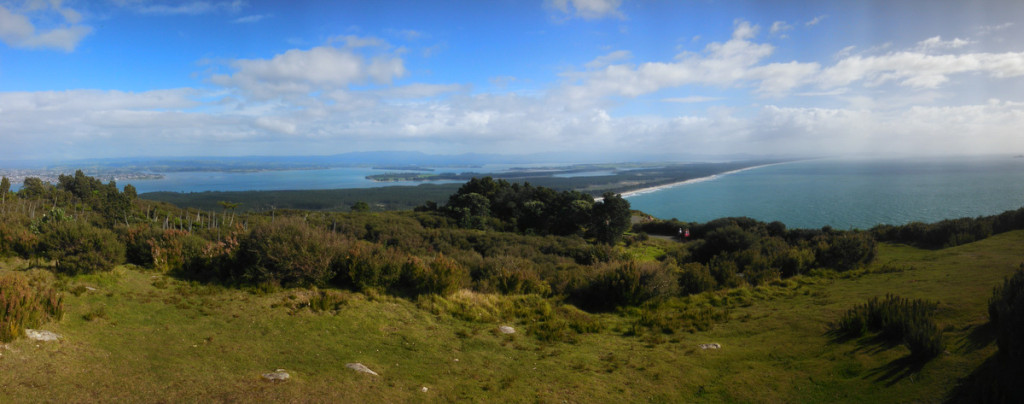 And another panorama to the north. The mount was quite panoramic.