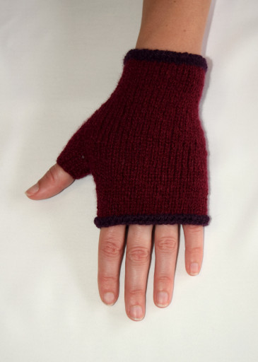 The fingerless gloves I've posted on Etsy.