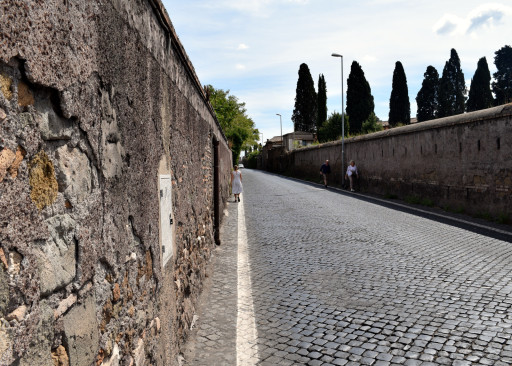 The Appian way - History Buffs only. Please walk only on Sunday when they close it down to car traffic. Otherwise it is crazy.
