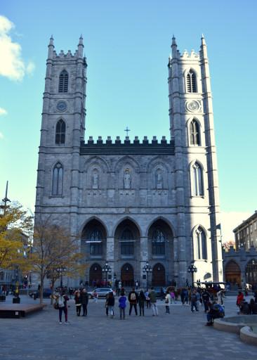 Insert obligatory basilica picture here.